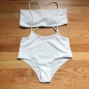 Other - Suspender swimsuit